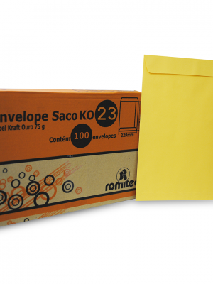 ENVELOPE SACO OURO  KO36 250MM X 353MM