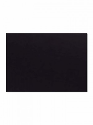PAPEL COLOR SET, 475 MM X 660MM, PCT C/20 FLS, PRETO